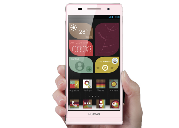 huawei ascend p6 emotion ui