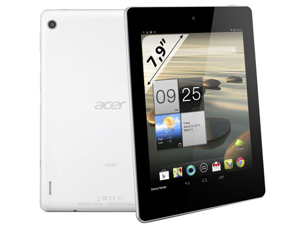 iconia a1 810 acer tablet android