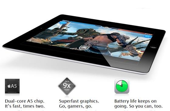 ipad 2 apple tablet