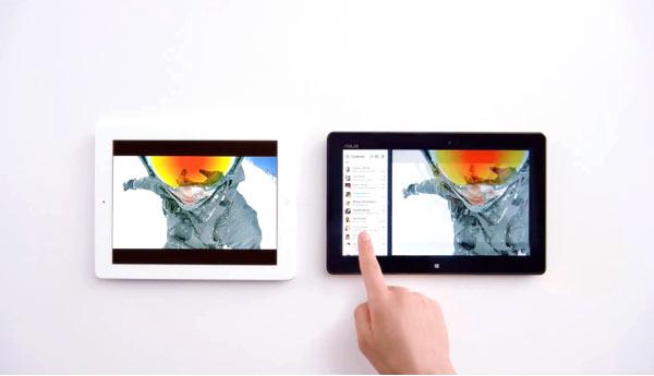 ipad vs windows 8