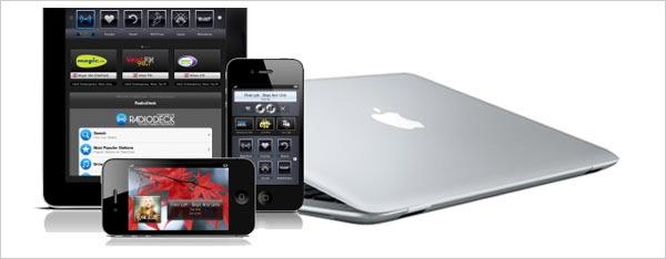 iphone 4 ipad macbook