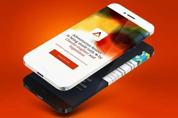 iphone 6 6c apple concept