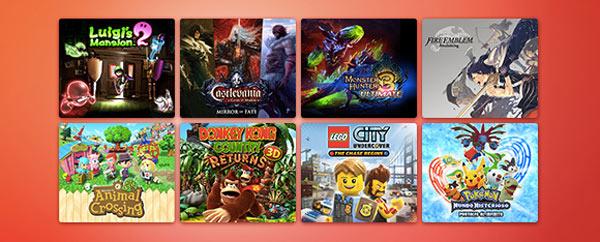juegos 3ds tantos juegos