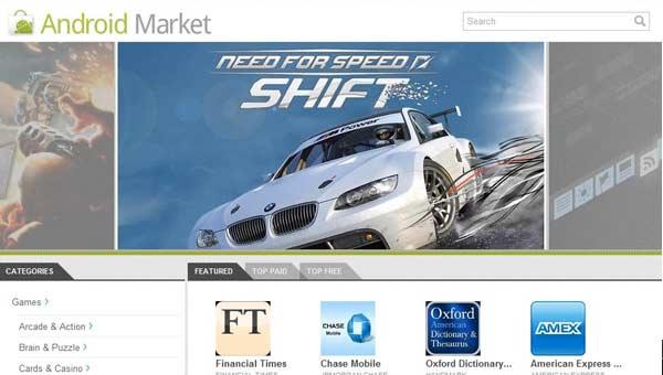 juegos android market