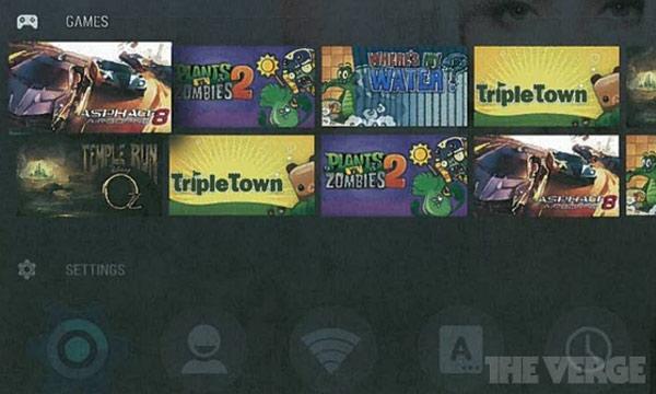juegos android tv