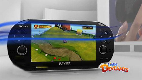 Características de PlayStation®Vita – Características