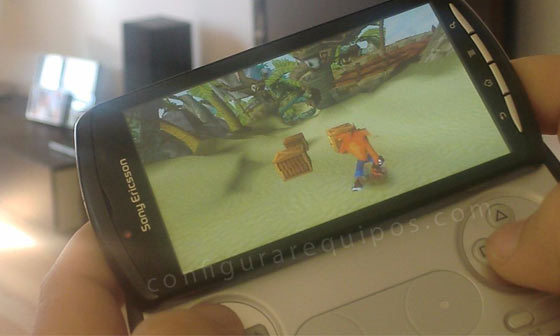juegos xperia play playstation