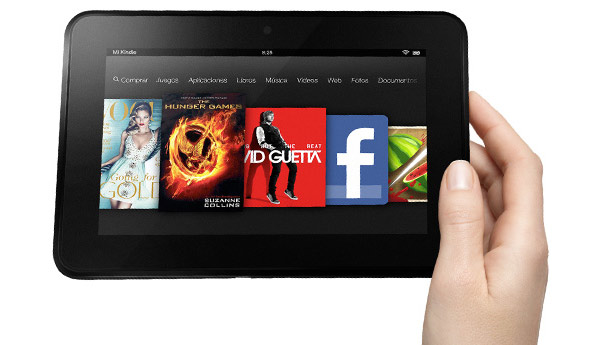 kindle fire hd android