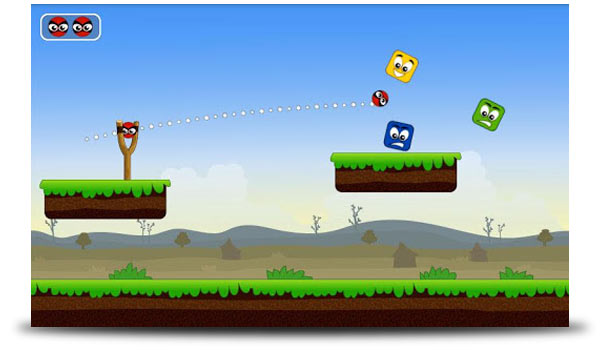 knock down android apk