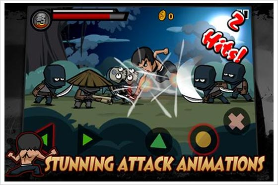 kungfu warrior android