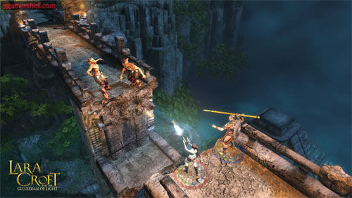 Lara Croft and the Guardian of Light: Imágenes Lara-croft-and-the-guardian-of-light-1