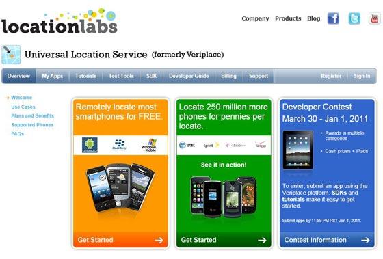 localizar telefonos moviles programa