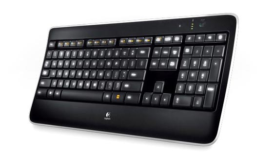 logitech k800 wireless