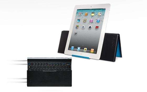logitech tablet keyboard ipad