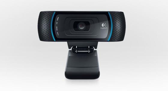 logitech webcam hd pro