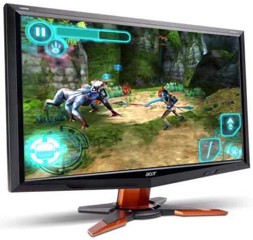 monitor 3d acer gd235hz