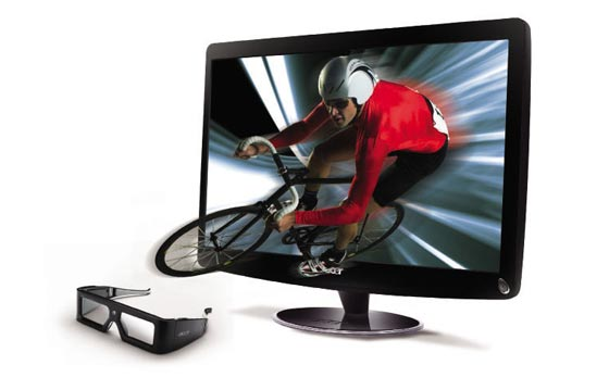 monitor 3d acer hs244hq