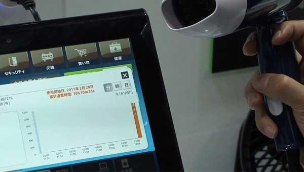 monitor consumo electrico enchufe