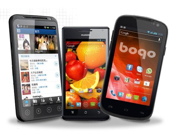 moviles android barato china