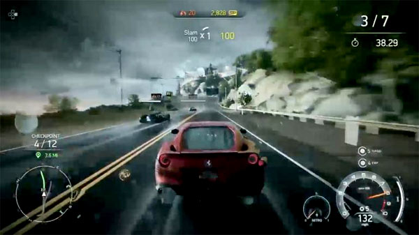 need for speed rivals gameplay