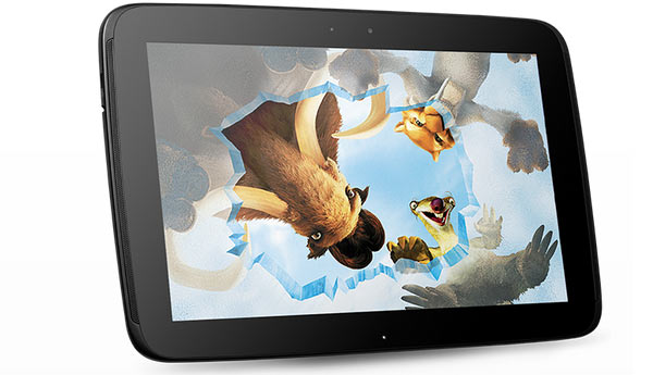 nexus 10 tablet android