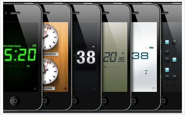 night stand alarm clock ipad iphone