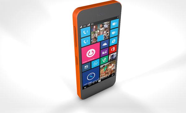 nokia lumia 630 pantalla