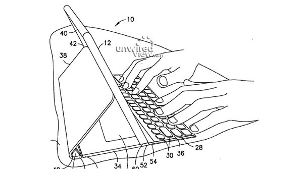nokia tablet teclado
