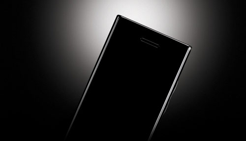 nuevo lg chocolate black label 1