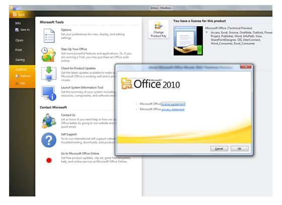 office 2010 starter gratis