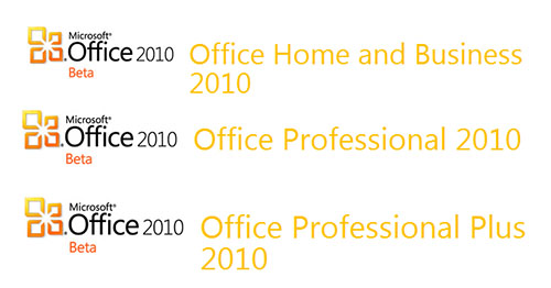 office 2010 versiones