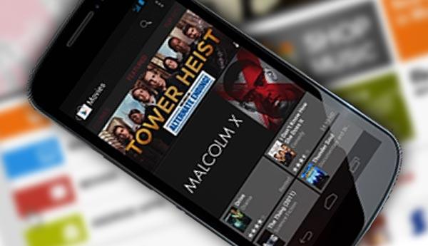 Compra música, películas y libros en Google Play