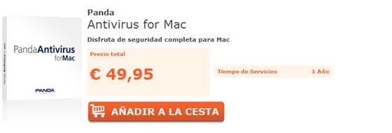 panda antivirus mac