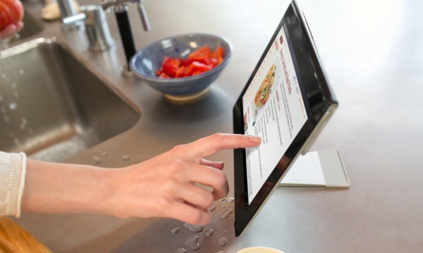 pantalla sony xperia tablet s