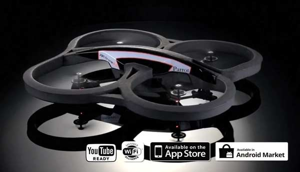 parrot ar dron 2 0 iphone android