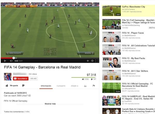 partidas grabadas xbox one youtube