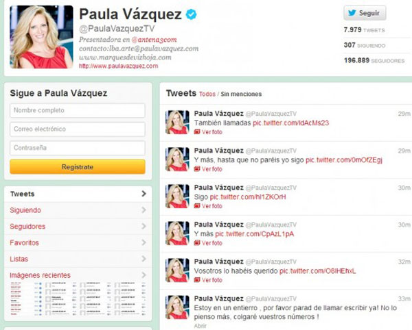 paula vazquez twitter