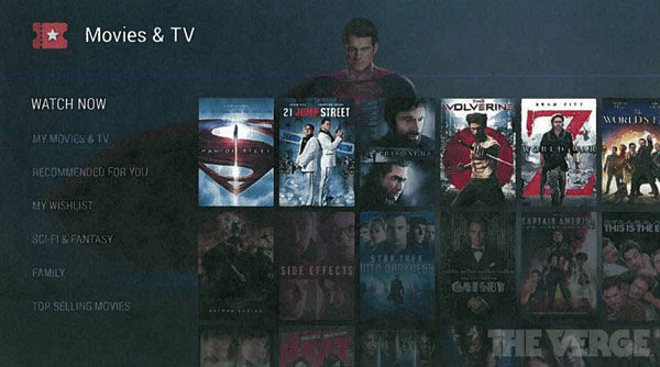 peliculas android tv