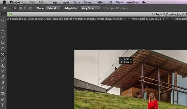 photoshop cs6 eliminar objetos