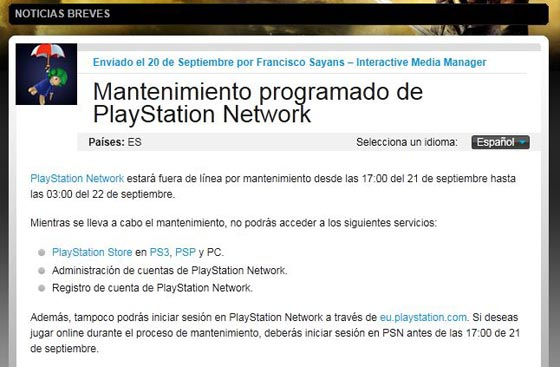 playstation network ps3
