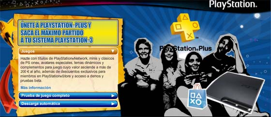 playstation plus ps3