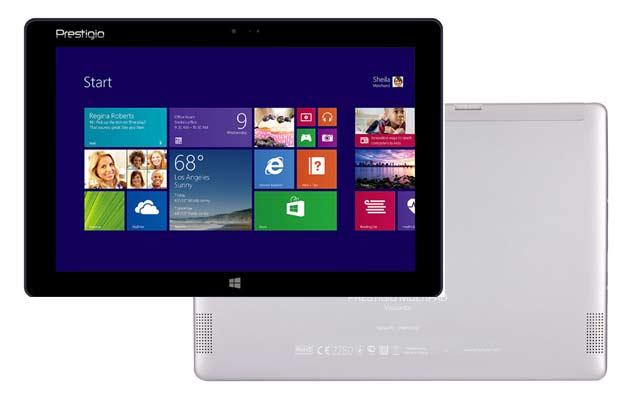 prestigio visconte windows  tablet