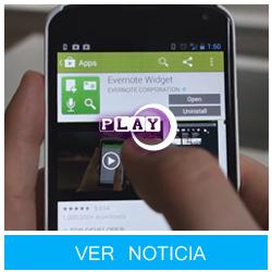 La versión 4.0 de Google Play Store se filtra en video