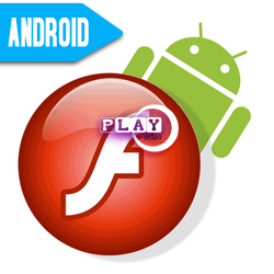Cómo instalar Adobe Flash Player manualmente en Android