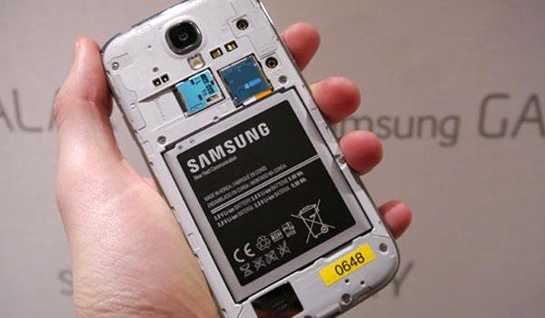 problemas bateria galaxy s4