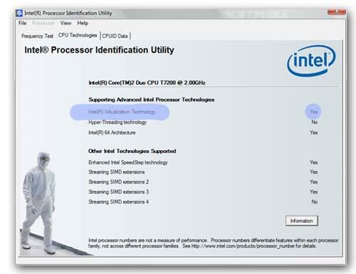 procesador intel vx t