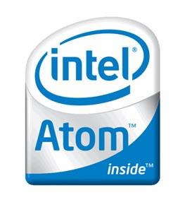 procesadores netbook intel atom