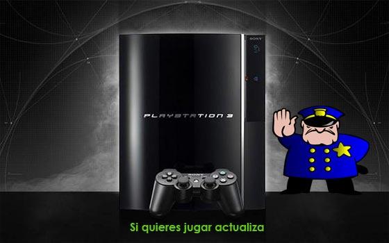 ps3 firmware juegos