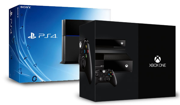 ps4 xbox one caja