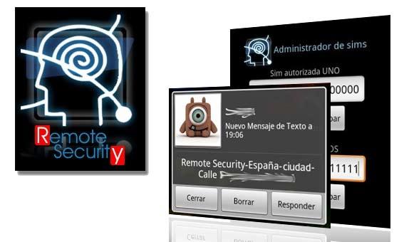 remote security app